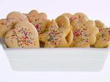Lemon Carnival Cookies