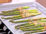Smoked Turkey Wrapped Asparagus