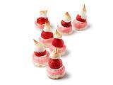 Mini Toasted Strawberry Shortcakes