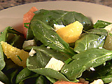 Spinach and Citrus Salad