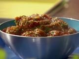 Spaghetti Meatballs and Tomato-Basil Sauce
