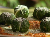 "Swiss Chard Boules Stuffed with Lemon Barley ""Risotto"""