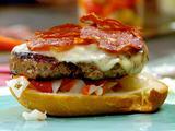 The Ultimate Salami Burgers
