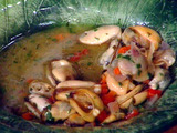 Clam and Mussel Soup: Brodetto di Cozze e Vongole