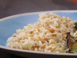 Thyme-Scented Pilaf