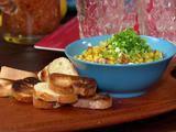 Corn Bread Crostini