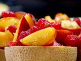 Melon Melba Bowls