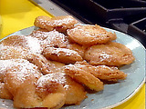 Nothin' to Fret about Apple Fritters