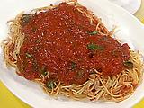 Spaghetti all' Elsa