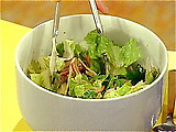 Romaine and Fennel Salad