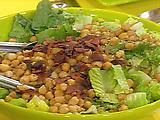 Smoky Bacon and Bean Salad