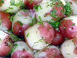 Parsley-Dill Potatoes