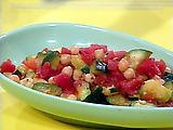 Spiced Stewed Zucchini
