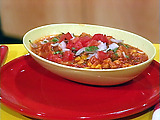 Turkey Corn Chili