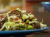 Healthy AND Flavor-Filled Soba Salad