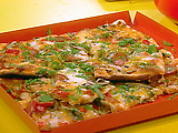 Tex-Mex Pizzas