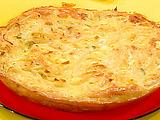 Egg Pasta Frittata