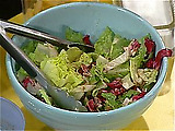 Three Color Salad: Insalata Tri Colore