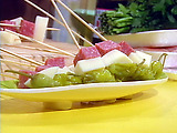 Meat and Cheese Antipasticks