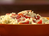 Orzo with Feta and Tomatoes
