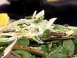 Celery and Portobello Salad