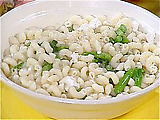 Pasta Salad with Ricotta Salata and Broccolini