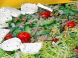 Absolutely Fabulous Frise-Easy Salad