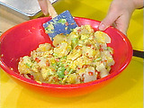 Yellow Mustard Potato Salad