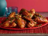 Asian Glazed Wings