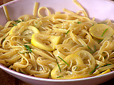 Lemon Chive Noodles