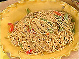No-Pain Lo Mein