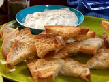 Lemon-Pepper Ricotta Spread