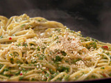 Thai-Style Pesto with Rice Pasta