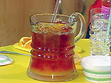 Spicy-Spiked Iced Tea