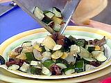 Roasted Squash Vegetable Medley