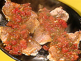Red Snapper Livornese