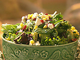 George's of Tybee Mixed Greens Tossed in Honey Vinaigrette