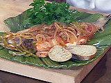 Whole Baked Fish Cuban-Style