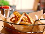 No Recipe Recipe: Oven Fries