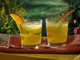 Mango Lime Caipirinha