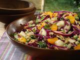 Grilled Bok Choy Salad