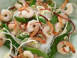 Vietnamese Shrimp and Glass Noodle Salad
