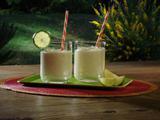 Key Lime Tequila Milkshake