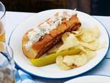 The World-Famous Maine Lobster Roll