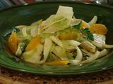 Grilled Fennel Salad with Oranges