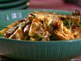 Grilled Fingerling Potatoes with Creamy Tarragon Vinaigrette