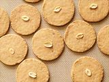 Slice and Bake Peanut Butter Sandies