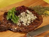 Rib-Eye Steak with Vidalia Onions