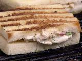Grilled Crab Cake Sammies