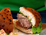 Pat's Stuffed Turkey Burgers